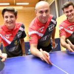Knappe Niederlage für das Bundesliga-Team zum Auftakt