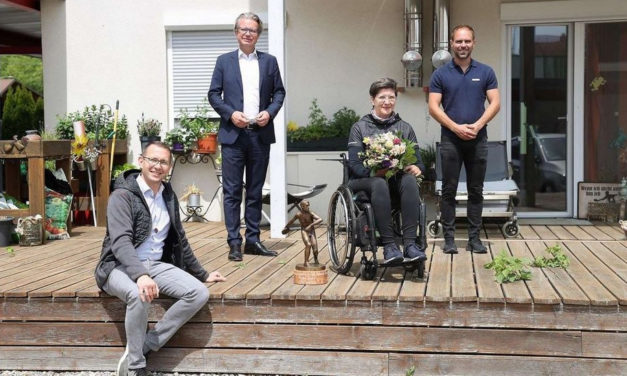 Heike Koller ist steirische Behindertensportlerin des Jahres