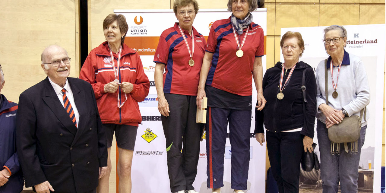 Österreichischer Meistertitel für Ingrid Oberlenz