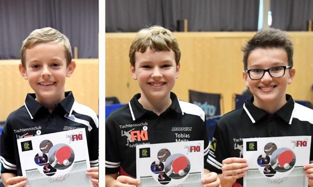 Drei Feldkirchen-Spieler qualifizieren sich für den Styria Cup!